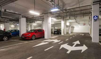 investir parking avantages