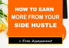 How To Earn More From Your Side Hustle