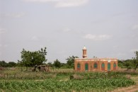 Ziniaré : mosquée