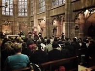 Choir song practice