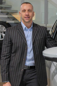 Vince Spennto - Sales Manager