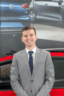 Gianluca Filippetti - Sales and Leasing Consultant