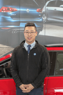 Azrin Lee - Service Manager