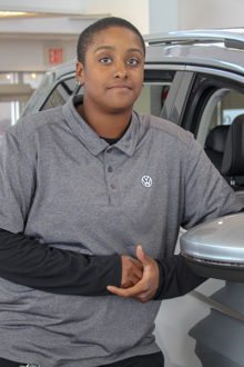Charnell Murray - Parts Advisor