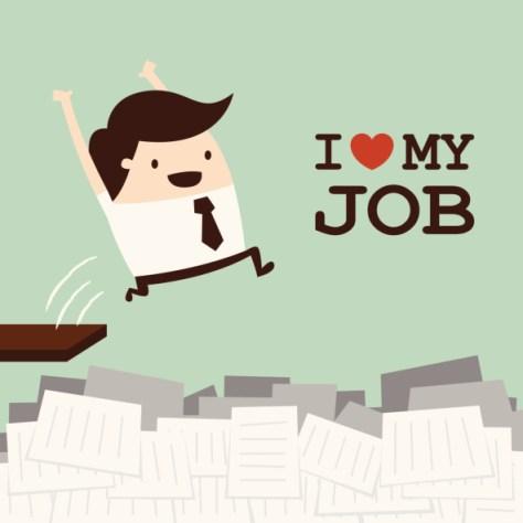 arbejdsglæde