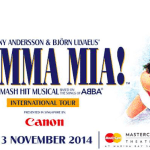 Mamma Mia Back in Singapore
