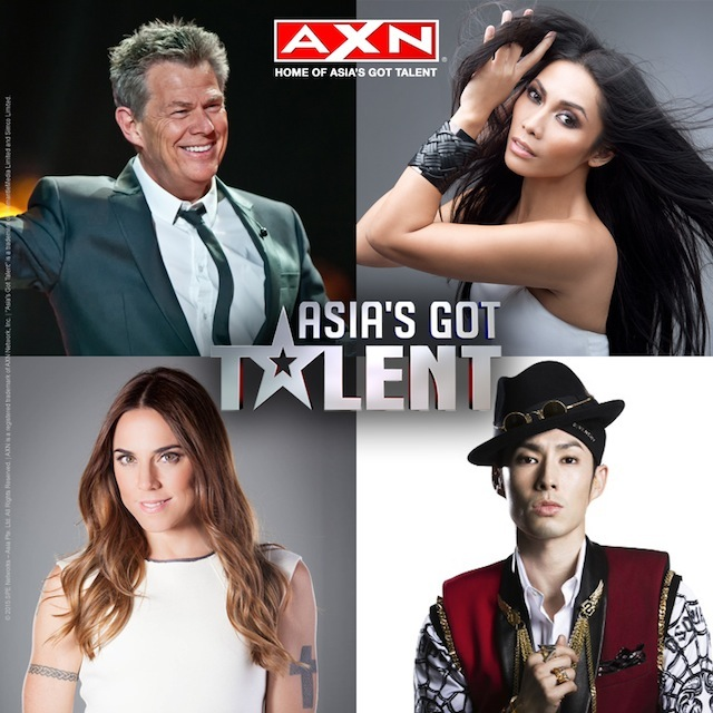AXN_Asia's Got Talent Judges_photo credit to AXN