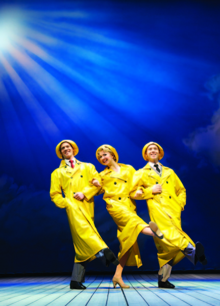 Singin In The Rain, Palace Theatre - 062