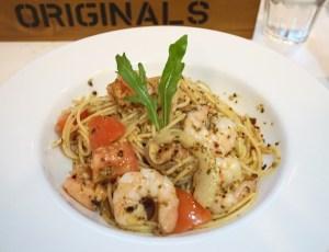 OCoffee_Club_Garlic Prawn Pasta