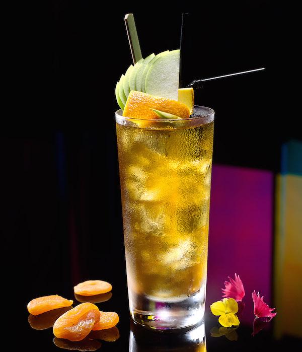 Mitzo-drinks-Benchmark-cooler