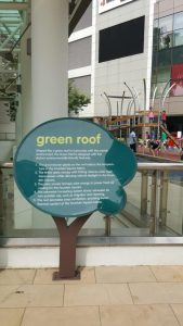 city_square_mall_Green_Roof_Signage