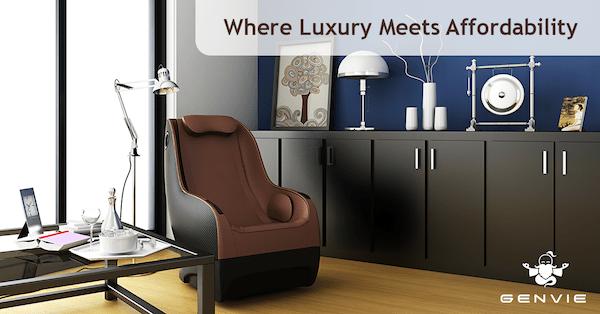 Massage Chairs by Genvie