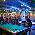 Level Up, The Coolest Arcade Bar in Clarke Quay