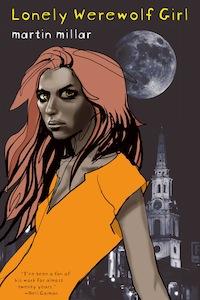 Lonely Werewolf Girl