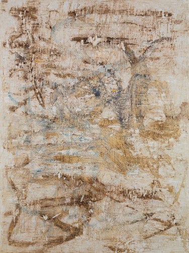 Drawing with Ashes 72 x 54 inches oil on canvas