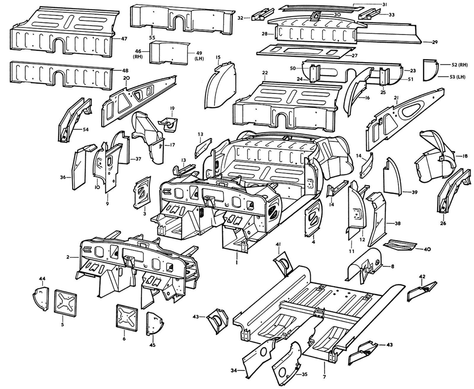 Tunnel Assembly S1e S2e Except 2 2