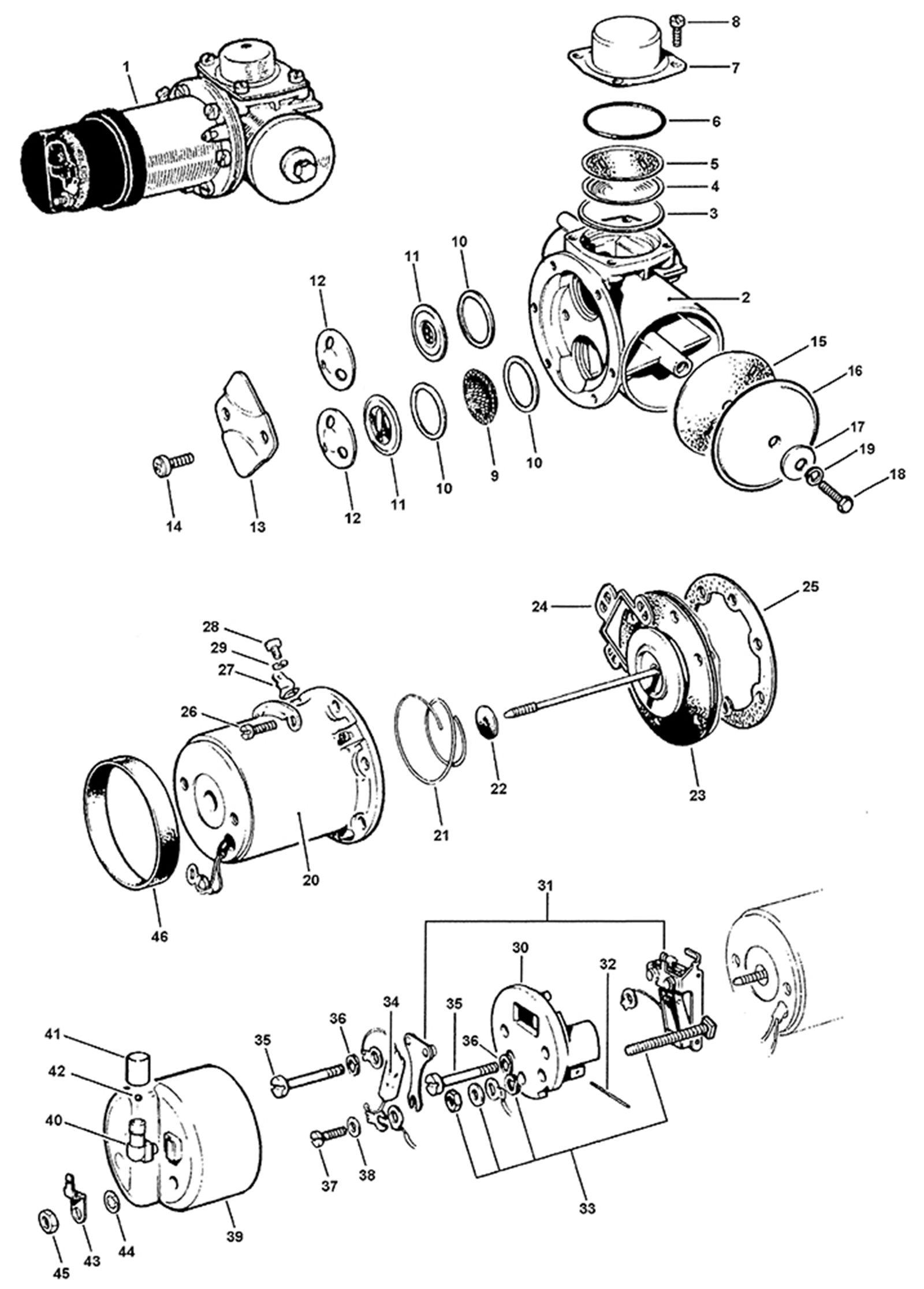 Fuel Pump Poin
