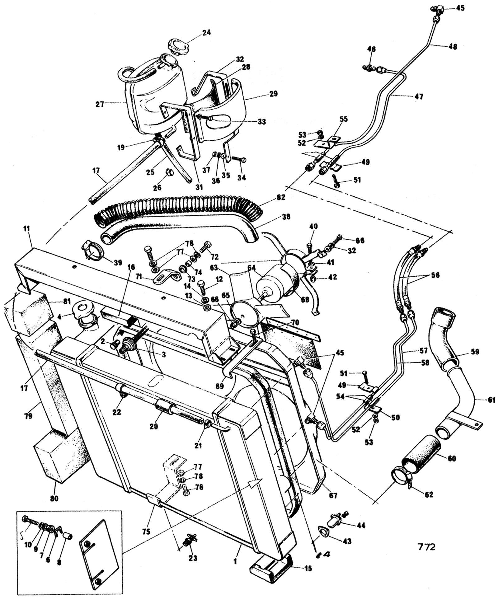 Fan Motor Amp Blade