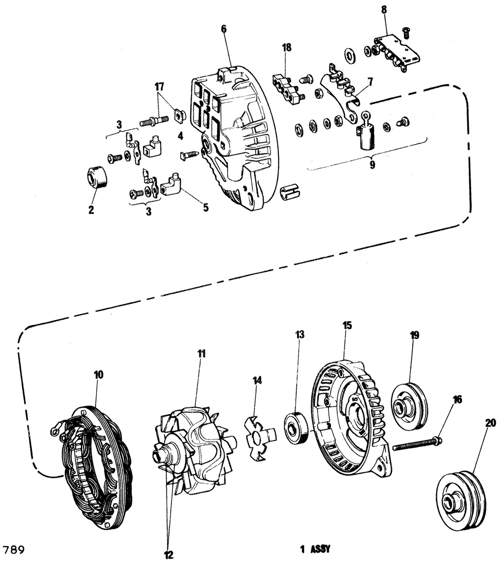 Alt Pulley