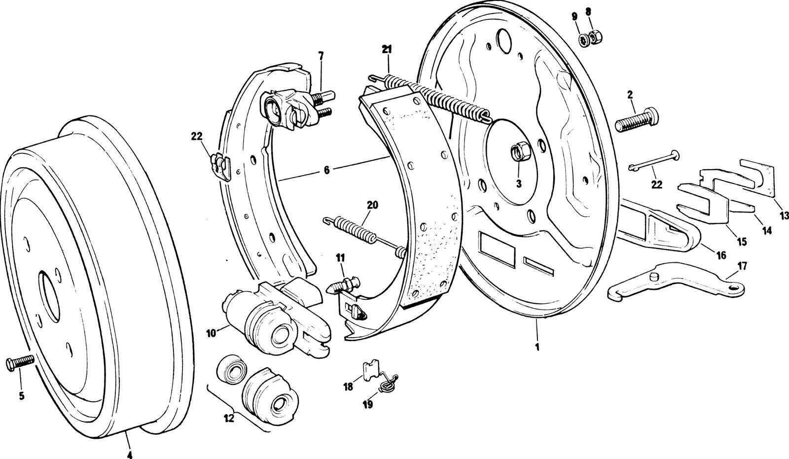 Wheel Cylinder Girling