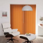 egg yolk gold vertical blinds