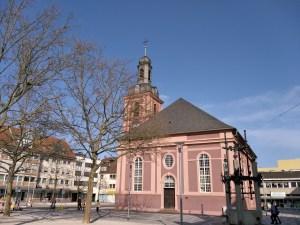 Gottesdienst in der Matthäuskirche @ Ev. Matthäuskirche Rüsselsheim