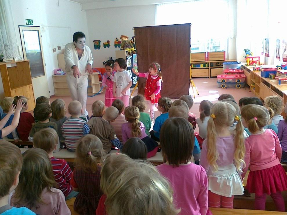 Martin Sochor a děti