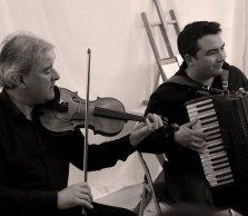 Martin and Ciaran Tourish