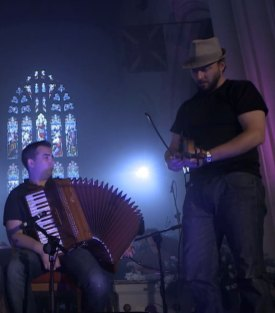Out of the Air - Eoghan Neff and Martin Tourish