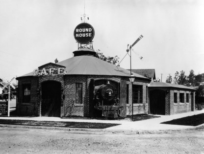 1929 - 250 N. Virgil - The Roundhouse Cafe - Conveniently close to Bimini Baths