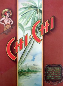 Chi-Chi, 6315 Hollywood Boulevard, 1940s