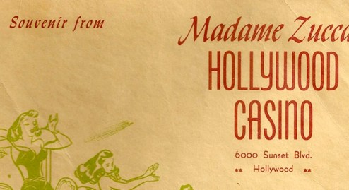 Madame Zucca's Hollywood Casino
