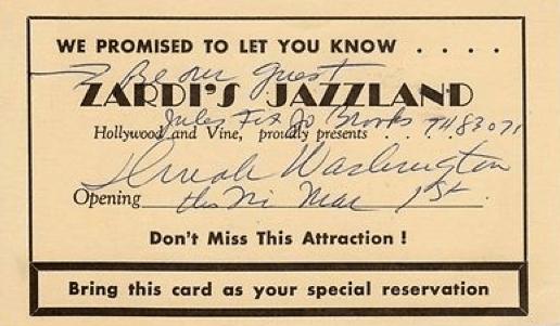 Zardi's Jazzland