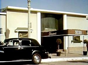 Chansen's, 1940