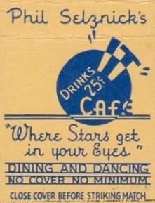 Phil Selznick's It Café