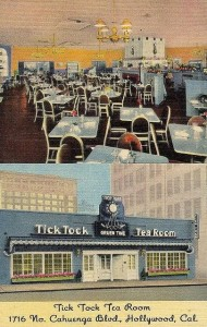 Tick Tock Tea Room