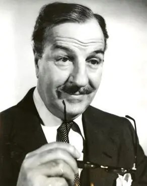 Louis Calhern at the Garden of Allah hotel