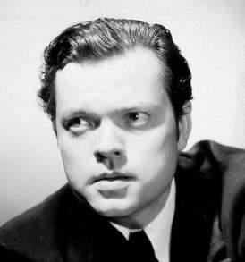 Orson Welles at the Garden of Allah hotel