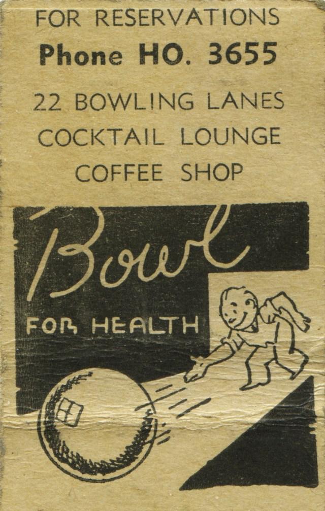 La Cienega Bowling Lanes
