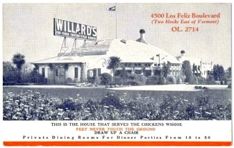willards - 4500 Los Feliz Blvd