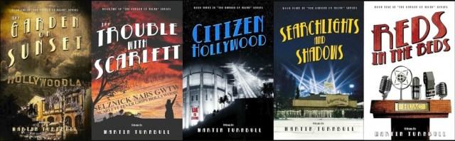 Hollywood's Garden of Allah novel, by Martin Turnbull