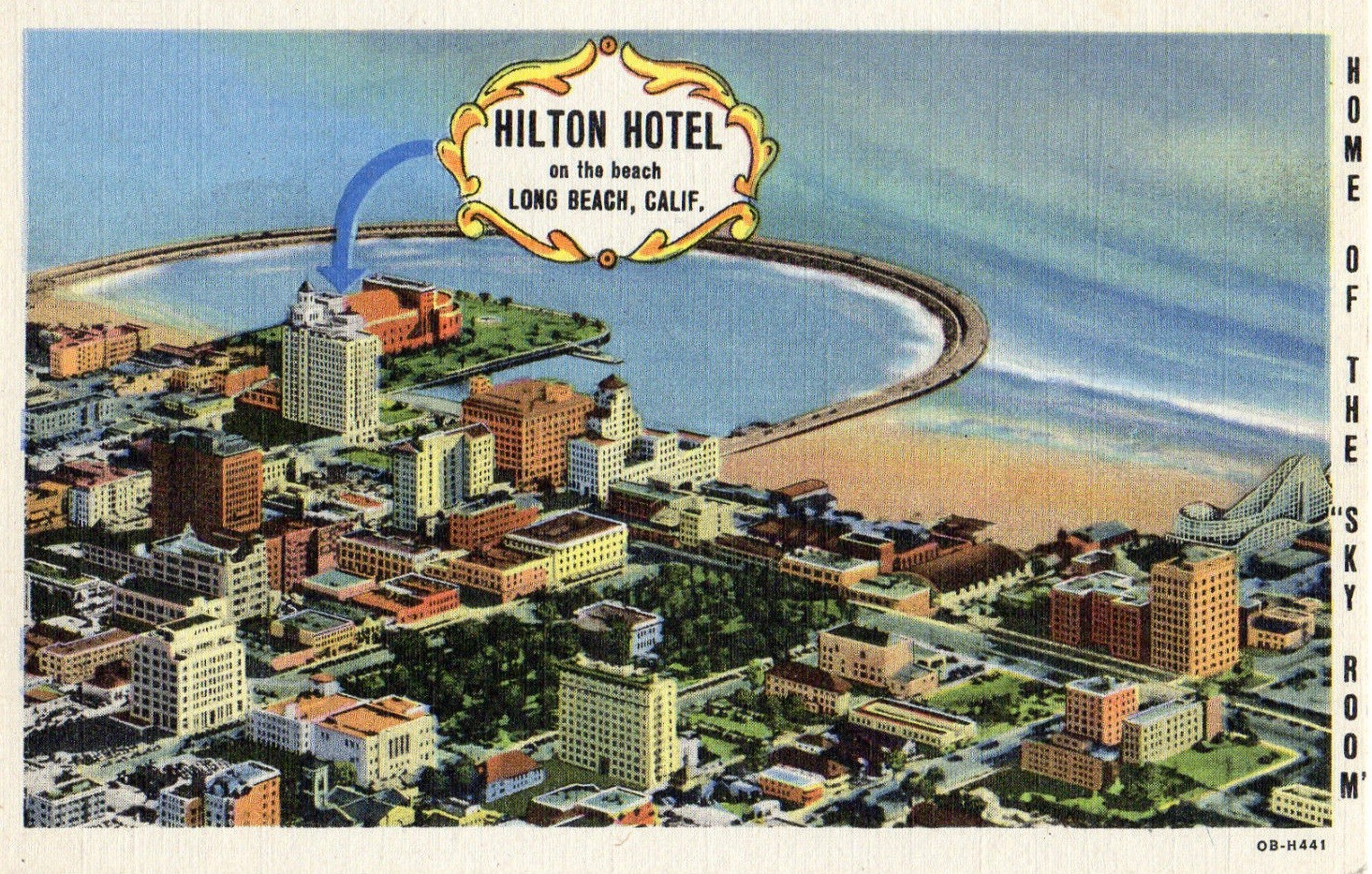essay hilton hotels