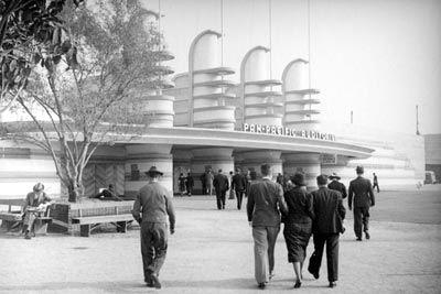 Los Angeles- Pan Pacific-auditorium in 1937