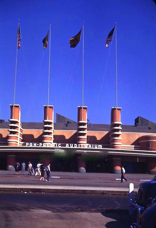 Pan-Pacific Auditorium, Los Angeles