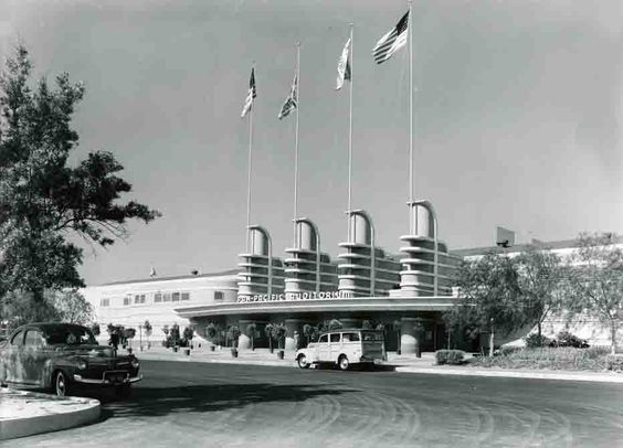 The Pan-Pacific Auditorium, 7600 West Beverly Boulevard