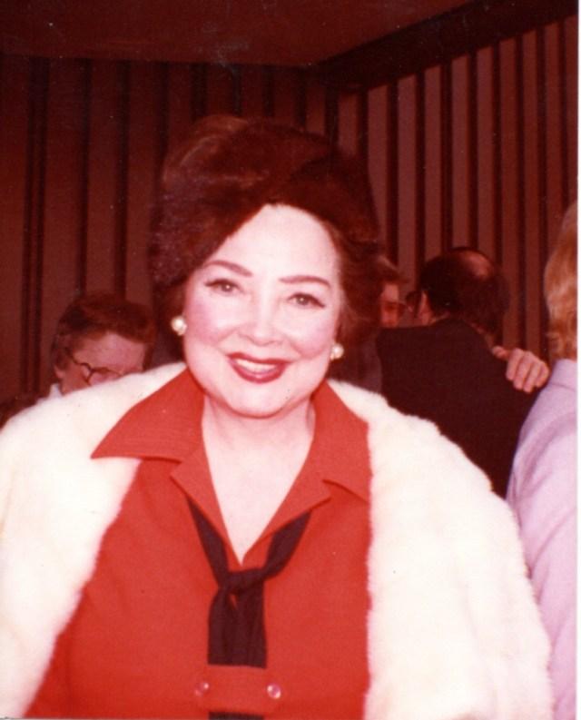 Kathryn Grayson 15FEB1984