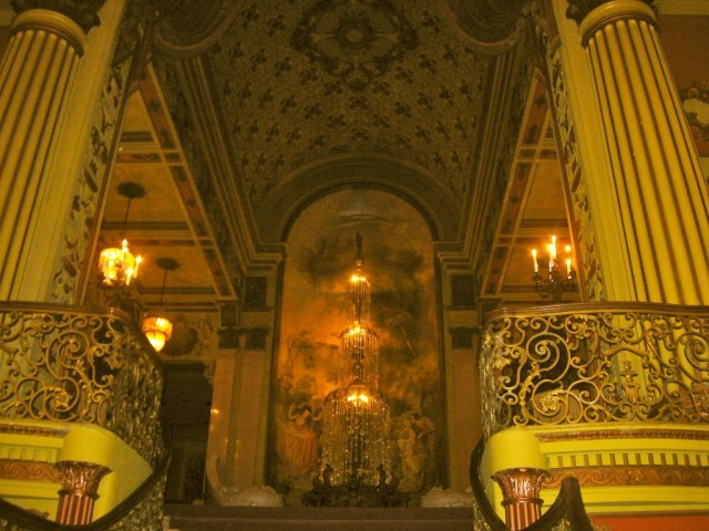 Los Angeles Theater, Broadway, downtown Los Angeles, October 2015