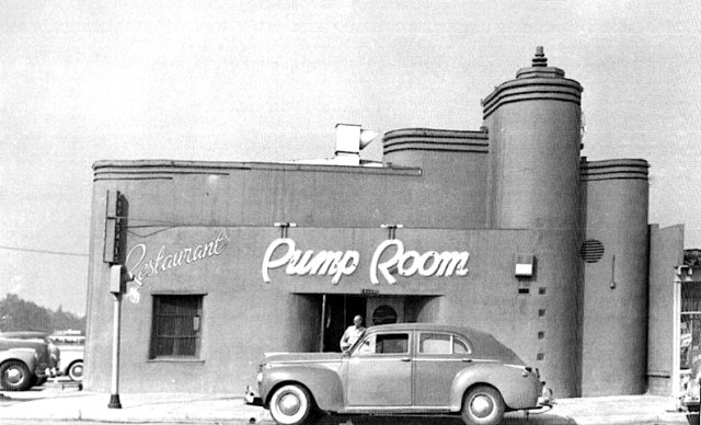 Roy Harlow's Pump Room, 13003 Venture Blvd, Studio City