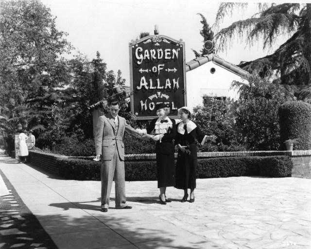 Garden of Allah 1932