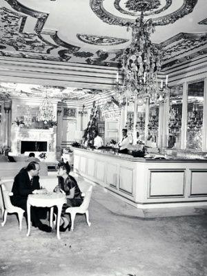 Marion Davies Santa Monica beach house ballroom